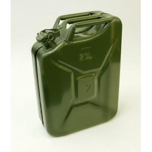 Jerrycan métal Nato 20L