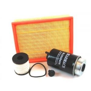 Kit filtre pour Defender td4 puma
